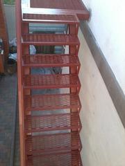 Сварочные работы. Заборы из профнастила.Лестницы.Вынос балкона в Киеве