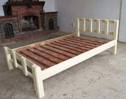 Кровать 120х200 ясень