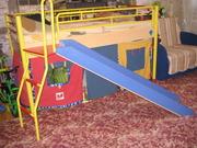Детская кровать-горка Cilek PLAYFUL COCO Турция