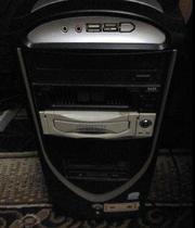 Породам хорший Пк.Core 2 duo 2.8 ГГц,  geforceGT630 2Gb!, 240гб жесткий