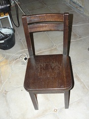 Продам бу стулья из дерева