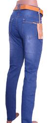 Продам  зауженные джинсы  с ремнем больших размеров