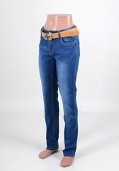 Продам женские зауженные джинсы с ремнем