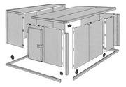 Продам агрегат от холодильной камеры б/у в ресторан,  кафе,  общепит