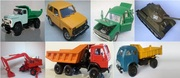 Куплю модели СССР 1/43 Киев,  масштабные модельки,  советьские машинки,
