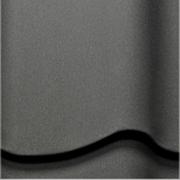 Металлочерепица Монтеррей RAL: 7024 (серая)
