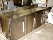 Продам холодильный стол б/у трехдверный Fagor MSP-200 для ресторана