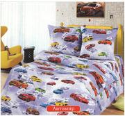 Комплект Автомир – купить детскую постель