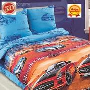 Комплект детской постели Фаворит,  поплин