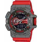 Мужские наручные часы CASIO G-SHOCK GA-400-4BER оригинал с гарантией