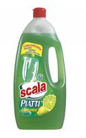 Средство для мытья посуды с ароматом лимона Scala (1, 25 л.)