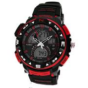 Новые часы G-Shock 9009 Red (копия)