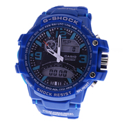 Новые часы G-Shock Quartz Blue (копия)
