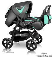 Коляски недорого,  коляска трансформер ЯСЯ Trans baby