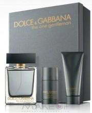 Набор парфюмерный DOLCE&GABBANA the one gentleman
