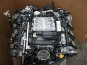 Двигатель коробка передач амортизатор mercedes e c w211 w204 w221 w212