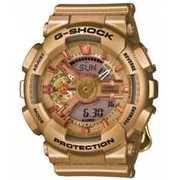 Женские наручные часы CASIO G-SHOCK GMA-S110GD-4A2ER в Украине