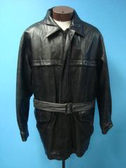 Кожаная куртка WILSONS (оригинал).