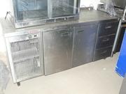 Продам  б.у. холодильный стол в отличном состоянии.