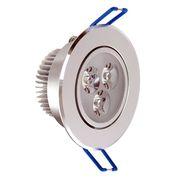 Светодиодный светильник 9W Led 3x3W Аналог лампы накаливания 100 Вт