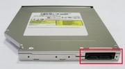 Оптические приводы для ноутбуков с подключением SATA,  IDE.