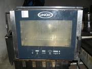 Продам б/у пароконвектомат Unox XVC 304