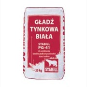 Шпатлевка Stabill PG 41 finish (Стабил финиш) Польша 20 кг