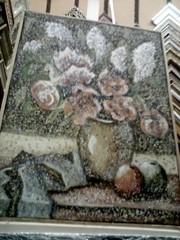 Картина ЦветыЭрика Данне,  555мм х 410мм,  х/м,  2001г.
