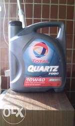 Масло Total Quartz 700