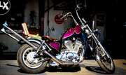 Suzuki intruder 400 custom