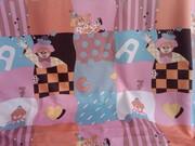 Ткань для штор в детскую комнату Веселые человечики