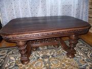 стол журнальный старинный