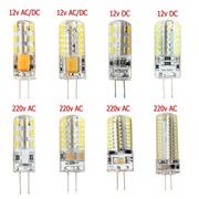 Светодиодная Led лампа G4 12V 24V 220V