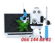 Предлагаем ремонт и настройку ноутбуков,  планшетов.