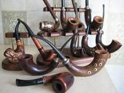Продам курительные трубки и аксессуары авторские вырезанные из ценных и экзотических пород дерева.