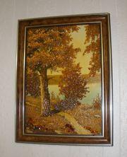 Продаю картину из янтаря