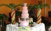 Шоколадный фонтан на праздничный фуршет