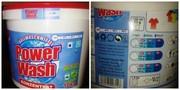 Стиральный порошок Power Wash 10кг за 165грн
