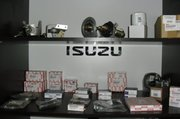 Запчасти ISUZU на автобус Богдан 093, 092, 091,  грузовик NQR,  NPR