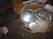 Продам Вентилятор канальный Ostberg CK 160 B б/у в ресторан,  кафе