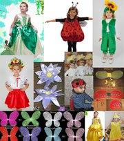 Прокат детских карнавальних костюмов