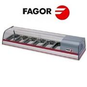 Продается настольная холодильная витрина Fagor бу