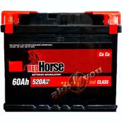 Автомобильный аккумулятор Red Horse для легковых и грузовых авто