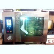 Продам пароконвектомат Angelo Po FX61E3 б.у. в ресторан,  кафе,  общепит