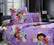 Купить детское постельное белье,  Комплект Даша-следопыт