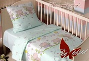 Постельное белье для новорожденных Киев,  Комплект Мишутки