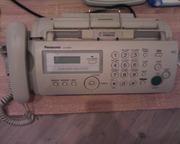 Продам Факс Panasonic KX-FP207UA