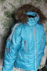 Куртка  для девочки Baby Line Беби Лайн 116-146