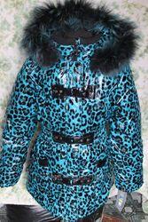 Пальто подростковое BILEMI 510051размер 122-152
