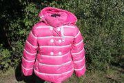 куртка SNOWIMAGE JUNIOR новая р. 116,  122,  128,  134